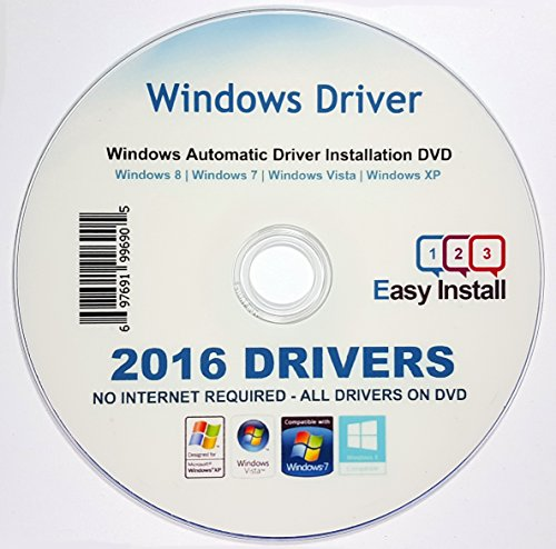 Automatic Driver Installation For Windows 8.1, 7, Vista and XP. Supports Asus, HP, Dell, Gateway, Toshiba,...