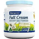 Maxigenes 美可卓全脂高钙奶粉 1kg (一罐价)