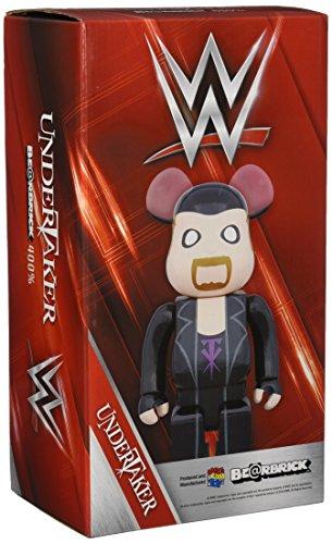 Medicom WWE The Undertaker 400% Bearbrick Action Figure
