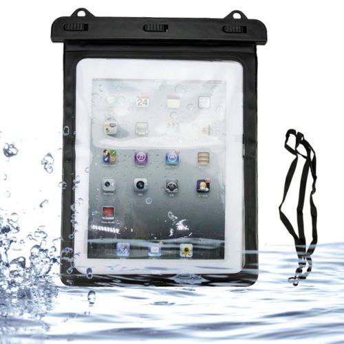 WALLER PAA Lot Waterproof Underwater Swim Pouch Dry Bag Case Cover For iPhone Cell Phone (Black(pad Under 10
