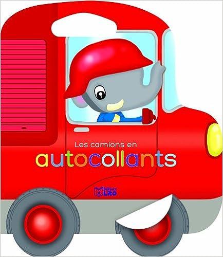 En ligne téléchargement gratuit Les camions - Dès 2 ans pdf, epub ebook