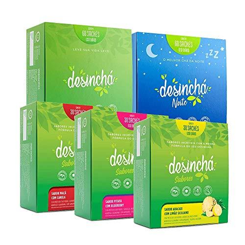 Kit Desinchá (Dia + Noite + Trio de Sabores)