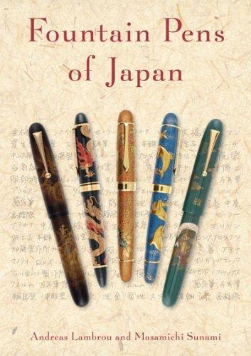 - Fountain Pens of Japan