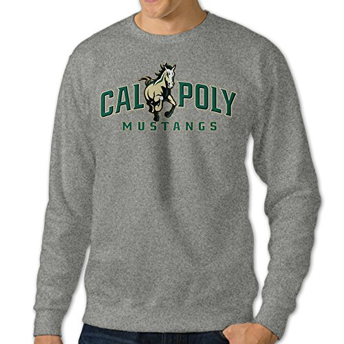 Mooy Men's Best Cal Poly Cartoon Hoodie Size XL - Sunglasses Michelle