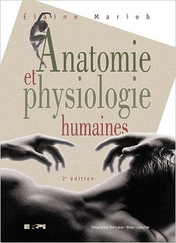 Livre gratuit pdf a telecharger Anatomie et physiologie humaines