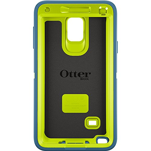 huge selection of 4aa4c 1fa76 Otterbox Samsung Galaxy Note 4 Defender Series Case: Amazon.in ...