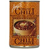 Amy'S Kitchen Organic Medium Chili With Vegetables, 398 ml