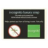 Incognito Luxury Citronella Soap, 100 g