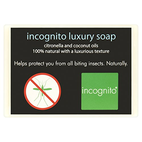 Incognito Luxury Citronella Soap, 100 g by Incognito