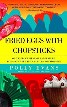 Fried Eggs with Chopsticks by [Evans, Polly]