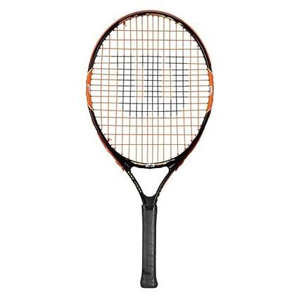 Wilson Raqueta de tenis para niños, Medida 7-8 años, Para juegos en