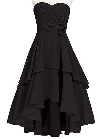 Summer Sweetheart Dress White Black