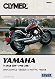 Yamaha V-Star 650 1998-2011 (Clymer Manuals: Motorcycle Repair)