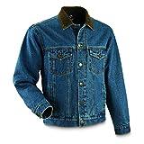 Guide Gear Men's Quilt Lined Denim Jacket
