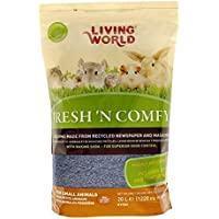 Living World Fresh N Comfy Bedding 20-Liter, Blue