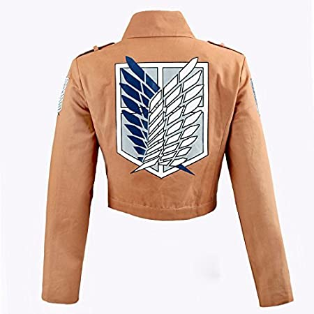 CoolChange scouting legion jacket from the Attack on Titan series S