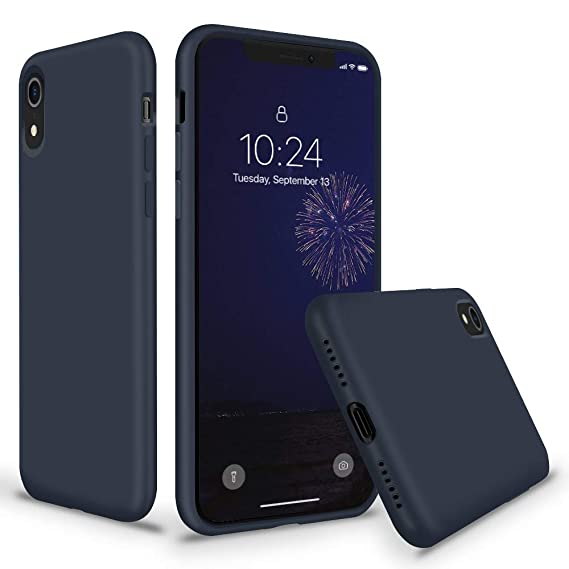 iphone xr navy case