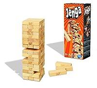 Hasbro Spiele A2120E24 - Jenga Classic, Kinderspiel