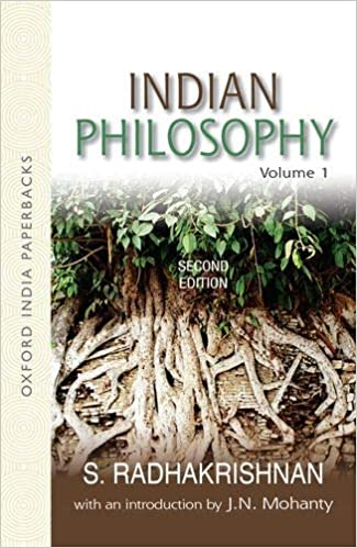 Indian Philosophy: Volume I: With An Introduction By J.n. Mohanty: V. 1 (oxford India Collection (paperback)) por Radhakrishnan epub