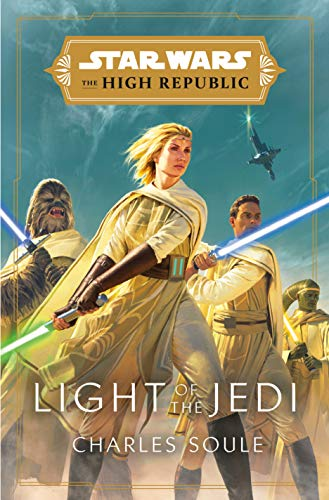 Book Cover: Star Wars: Light of the Jedi