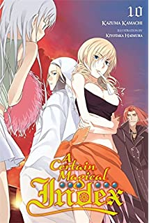 Amazon a certain magical index vol 11 manga a certain a certain magical index vol 10 light novel ccuart Gallery