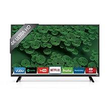D40u-D1 40-Inch Ultra HD LED Smart TV (2017 Model)