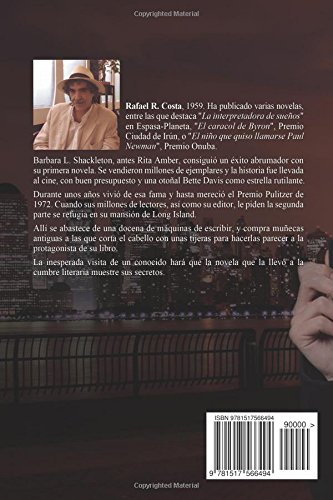 La novelista fingida (Spanish Edition): Rafael R. Costa: 9781517566494: Amazon.com: Books