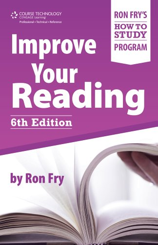 Improve Your Reading (Ron Fry's How to Study Program)