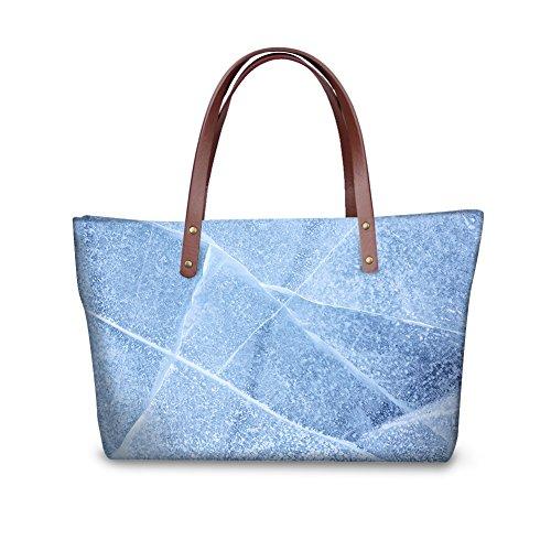 W8ccc4107al Satchel Women Bags Large Top Handbags Handle FancyPrint Shoulder aqw8SY6n