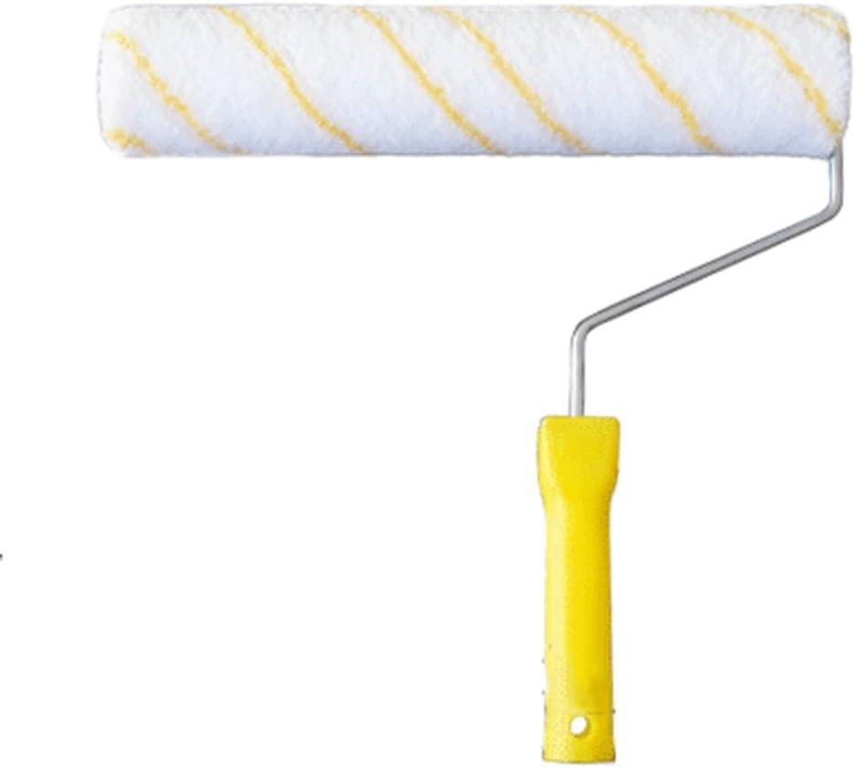 Yin Corner Cepillo de rodillo de esponja Reparaci/ón de esquinas Cepillo de rodillo peque/ño Cepillo de borde de recorte de pintor youqigunshua-gaoli Color : A GT Cepillo de rodillo de pintura