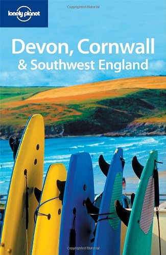 Lonely Planet Devon Cornwall & Southwest England (Regional Guide)