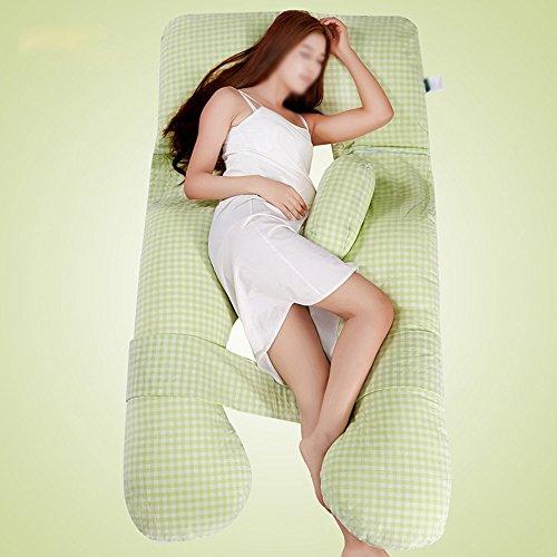 Geometric Side Sleeping Pillow / Waist Support / Pregnant Woman Pillow / Multifunctional Waist Pillow / Side Sleeping Cushion ( Color : D ) by Pregnant women pillow