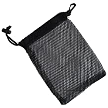 Scuba Choice Snorkel Dive Mask, Surface Marker or Multi Purposes Storage Mesh Bag