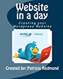 Website in a day: Creating your Wordpress Website