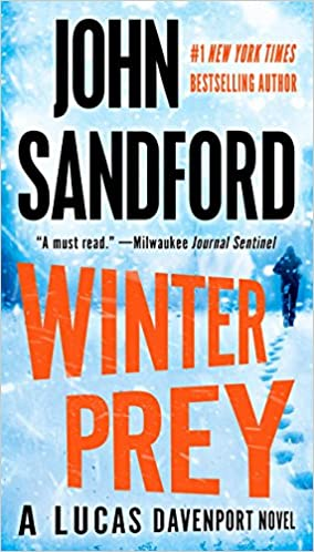 Amazon Winter Prey A Novel 9780425231067 John Sandford Books