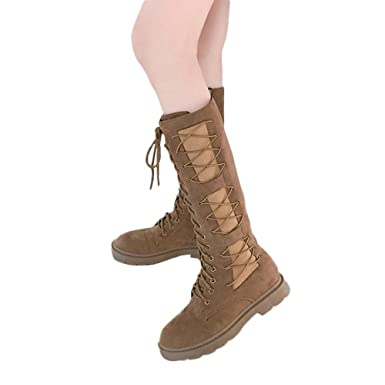 Winter Stiefeletten Frauen Stiefel Schuhe Tianwlio Herbst my8nwN0vO