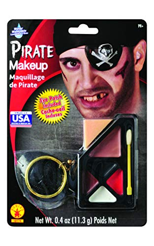 Rubie's Costume Co Pirate Makeup Kit ()