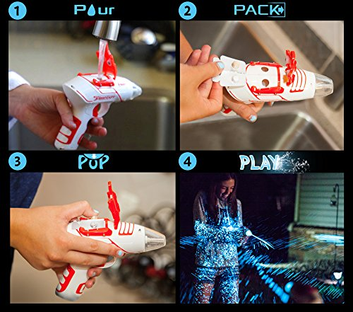 SplashLight Bioluminescent Water Blaster - 2 pack