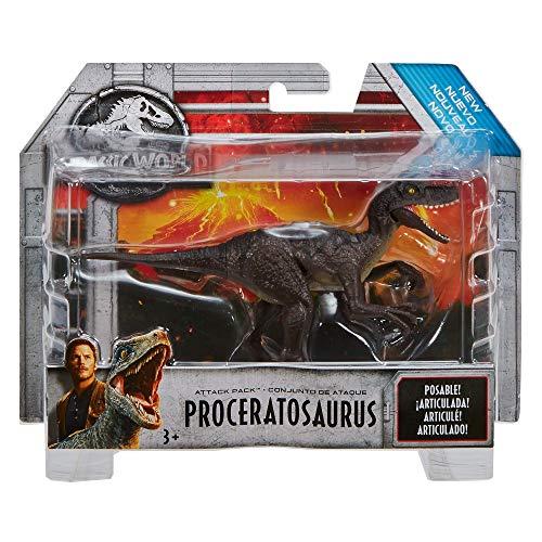 Jurassic World Attack Pack Proceratosaurus Figure from Jurassic World Toys