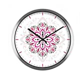 Sucastle Modern, Continental, stylish, Wall Clock, 12'' (no battery) NCDB