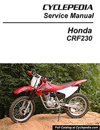 [DIAGRAM_38DE]  Amazon.com: 2003-2012 Honda CRF230F/L/M Service Manual eBook: Cyclepedia  Press LLC: Kindle Store | 05 Crf 230 Wiring Diagram |  | Amazon.com