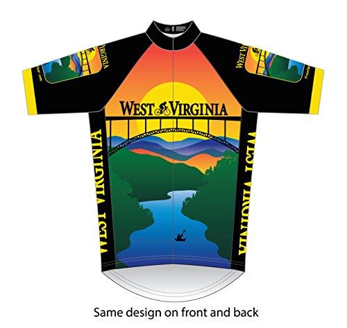 virginia tech cycling jersey - 6