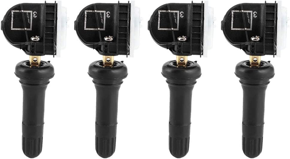 Universal RDKS-Reifendrucksensor und Kontrollsystem 4 St/ück Reifendruckkontrollsensoren TPMS 2036832 Passend f/ür Ford Ecosport//Fiesta//Focus