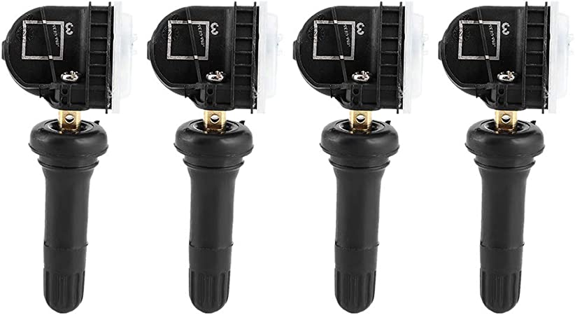 Universal Rdks Reifendrucksensor Und Kontrollsystem 4 Stück Reifendruckkontrollsensoren Tpms 2036832 Passend Für Ford Ecosport Fiesta Focus Auto