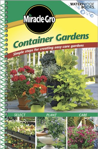 Container Gardens (Waterproof Books) pdf epub