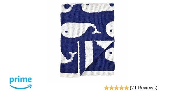40b326d86 Amazon.com   Just Born Sweater Knit Blanket
