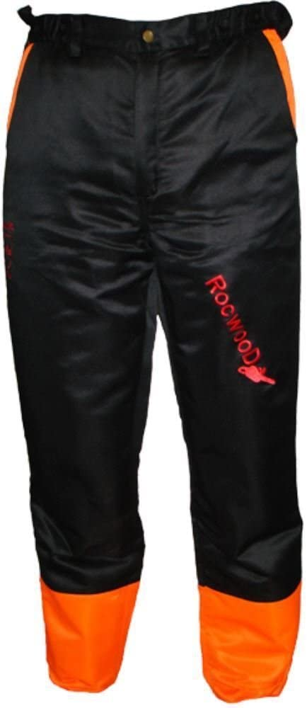 RocwooD Chainsaw Protection Safety Trousers Type A - Best For Ground Work