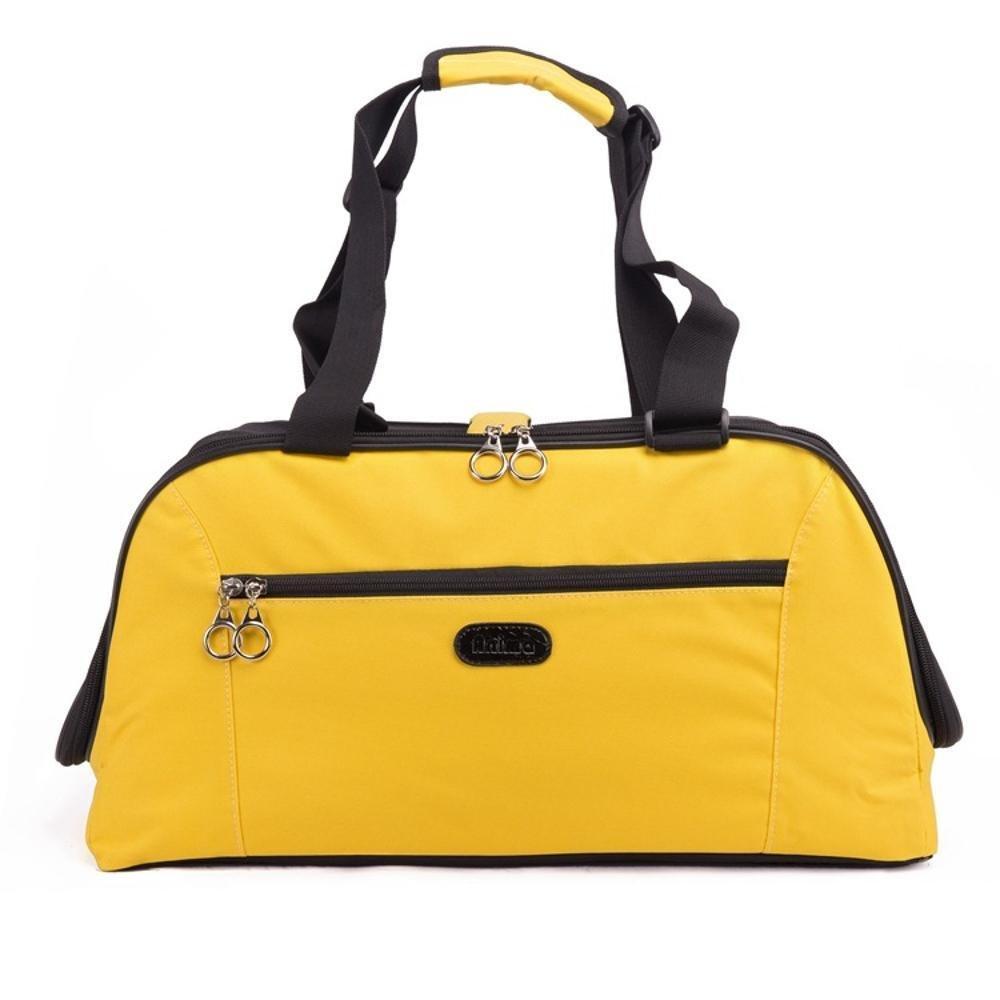 Daeou Zaino per animali domestici Gatto di nylon portatile borsa borsa borsa cane bagagli gabbia 4441bf