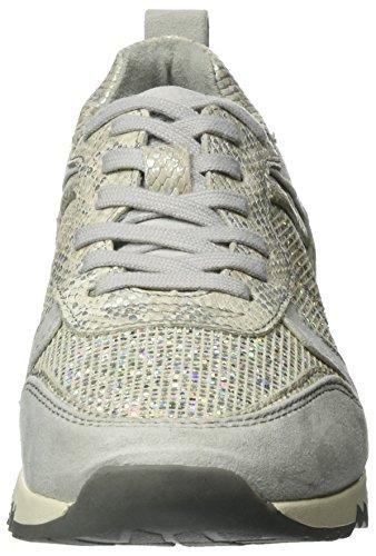 silver Scarpe Da Argento 23601 Comb Donna 948 Basse Tamaris Ginnastica E0xR5qwpp