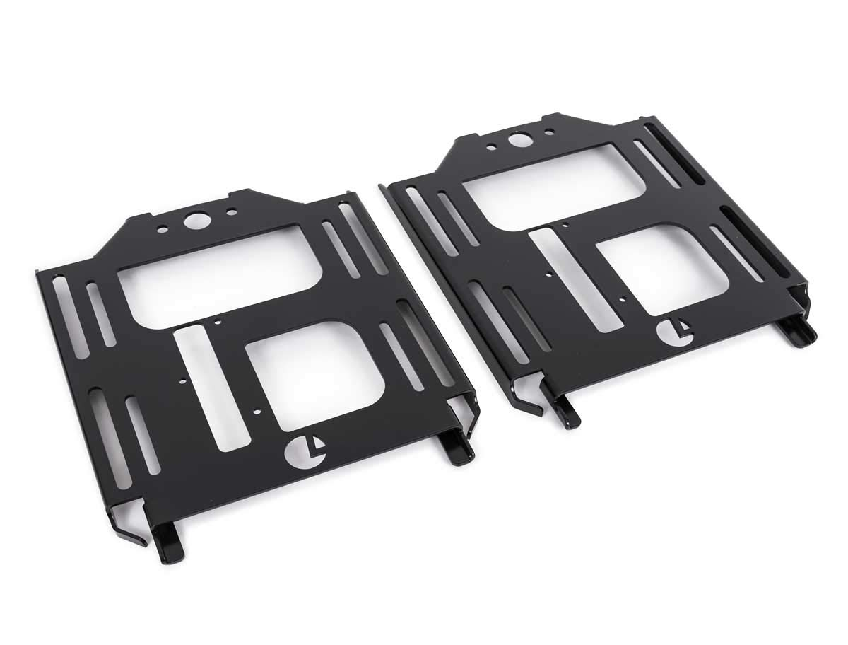 Polaris RZR 570, 800, S900, XP900, XP1000 Steel Replacement Seat Mount Pair By PRP C50S